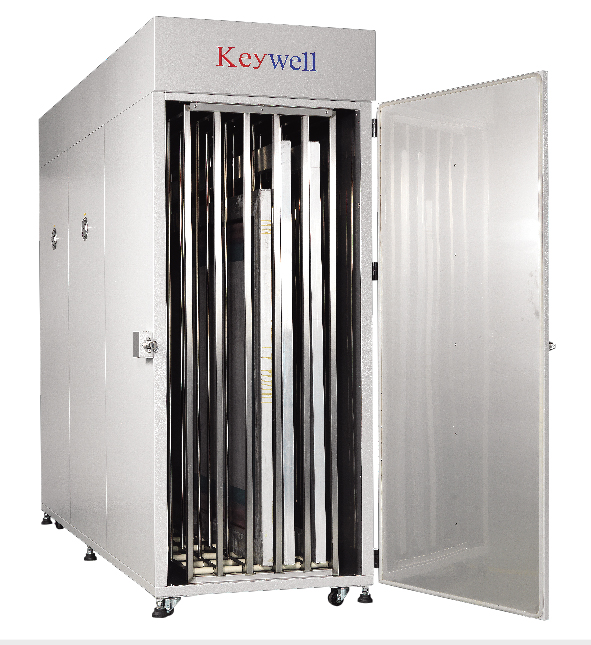 Vertical Type Screen Drying Oven