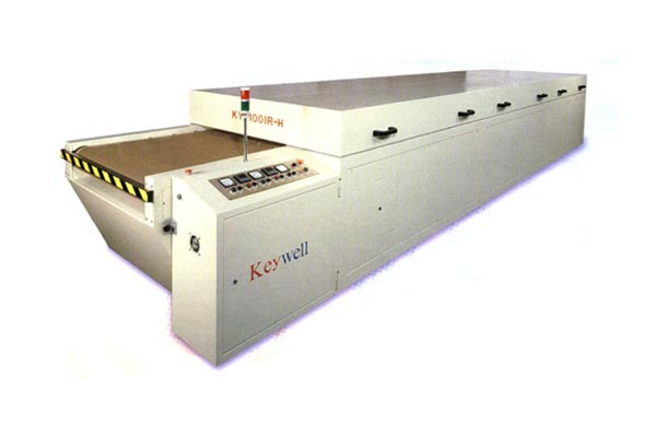 IR Conveyor Dryer (Light load type)